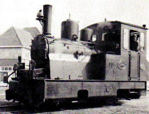 Tram de Lochem 1920