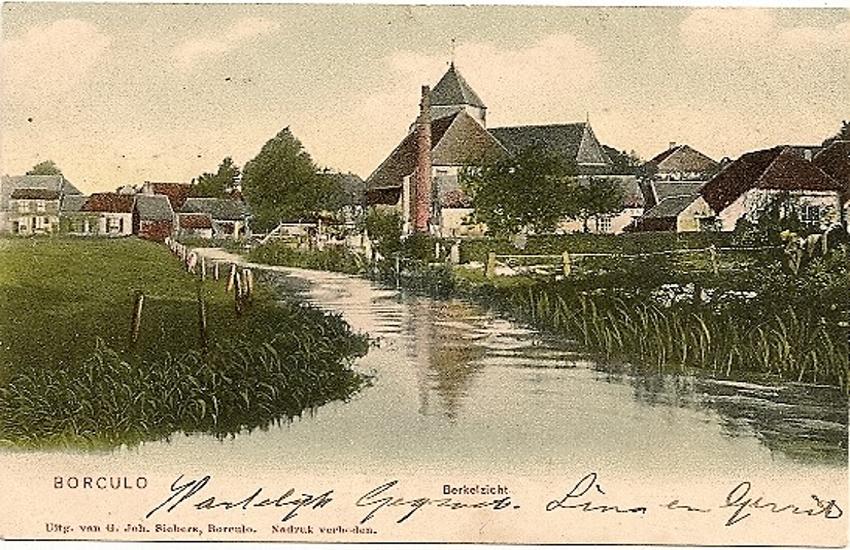 Berkelzicht 1906