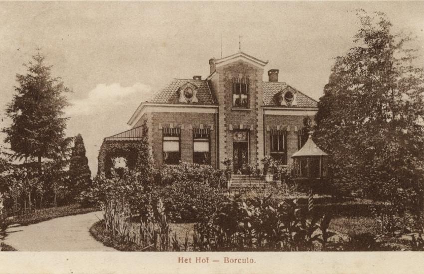 Hoflaan 1923