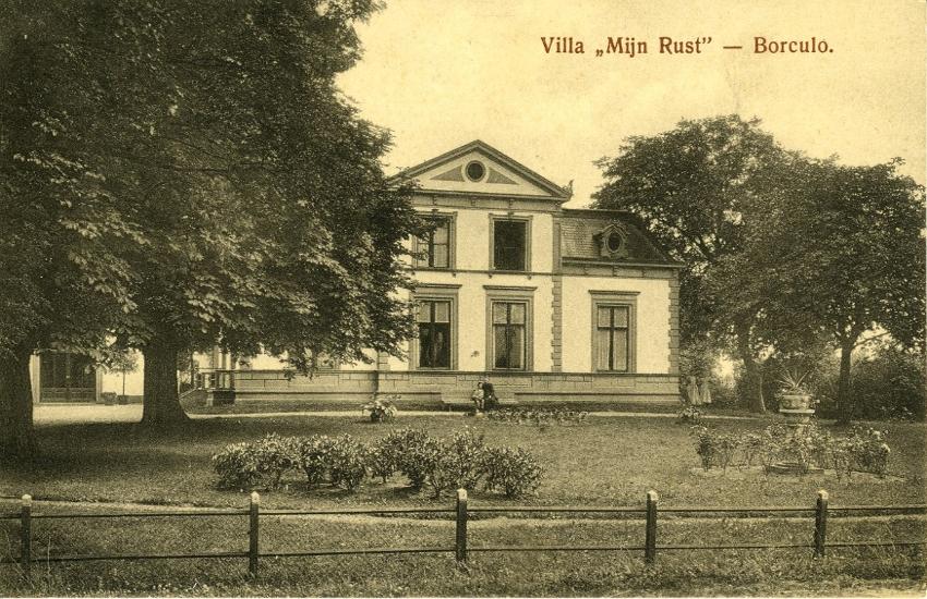 Mijn Rust 1920