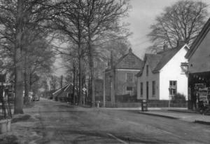 Kruising vanaf Borculo richting Eibergen  1960