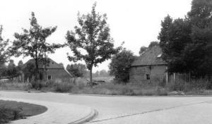 Kruising Graaf Wichmanstraat en Deugenweerd 1971