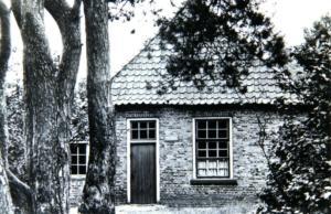 Sprakelberg het Möllenhuus , nu is het voor de scouting 1940