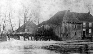 Nieuwe molen Haarlo