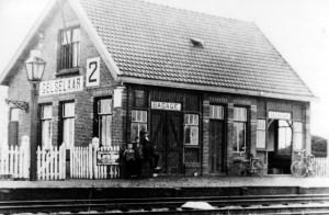 Station Gelselaar