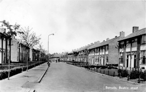 Prinses Beatrixstraat  1955