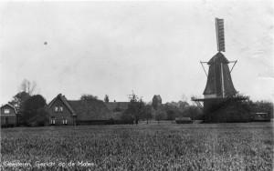 Windmolen Geesteren 1950