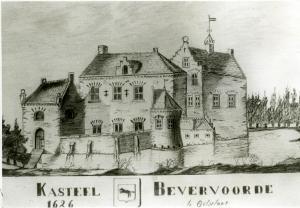 Kasteel Bevervoorde 1626